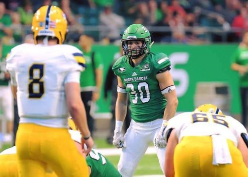 Northern Colorado Bears North Dakota Fighting Hawks