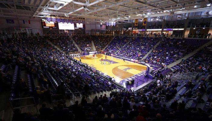 Northern Iowa Panthers McLeod Center