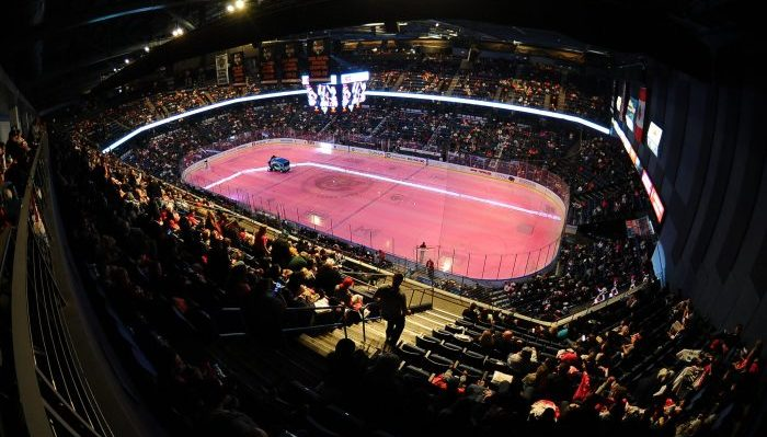 Ontario Reign Citizens Business Bank Arena