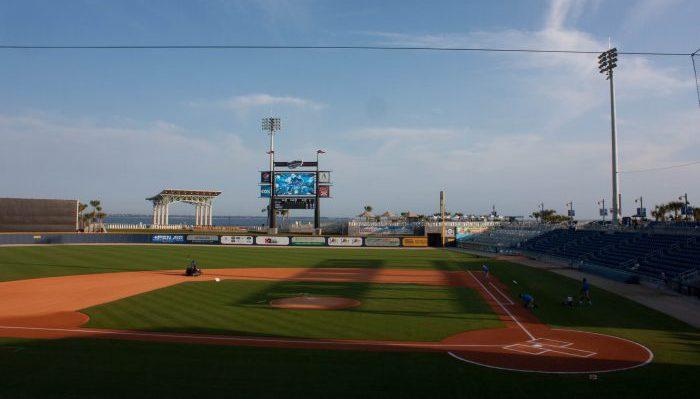 Pensacola Blue Wahoos Blue Wahoos Stadium