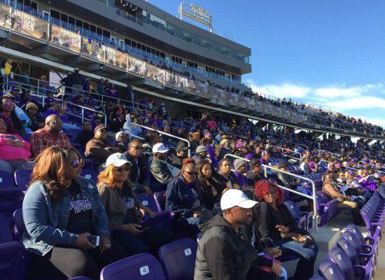 Prairie View AM Panthers Panther Stadium at Blackshear Field