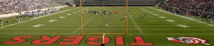 Princeton University Stadium football