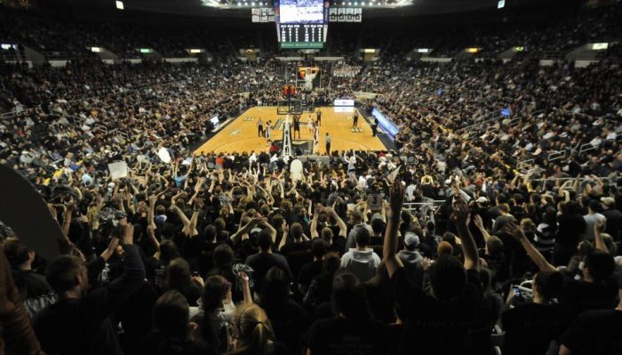 Dunkin Donuts Center Providence Friars