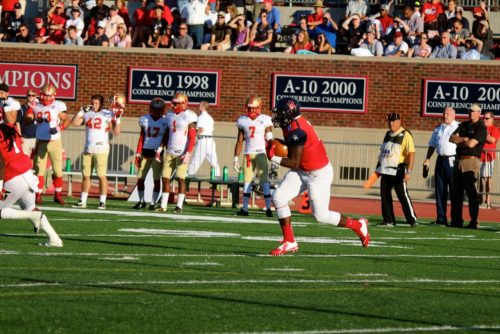 Richmond Spiders vs VMI Football