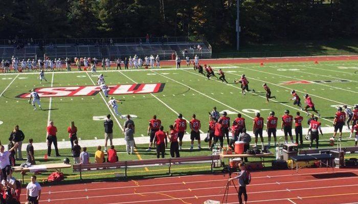 Saint Francis Red Flash DeGol Field