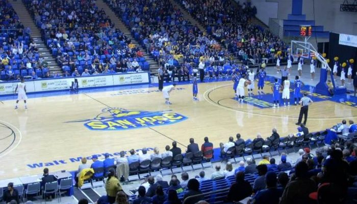 San Jose State Spartans Event Center