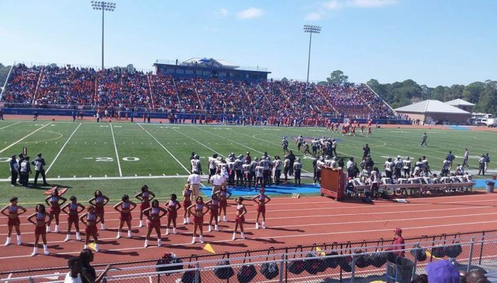 Savannah State Tigers Ted Wright Stadium