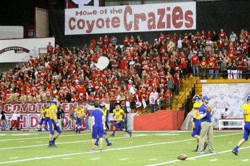 South Dakota State Jackrabbits South Dakota Coyotes