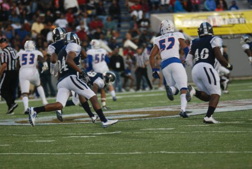 Jackson State Tigers Tennessee State Tigers Southern Heritage Classic