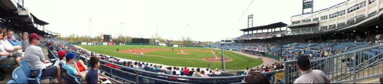 NBT Bank Stadium Syracuse Chiefs