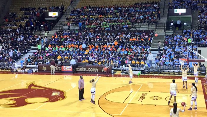 strahan Coliseum