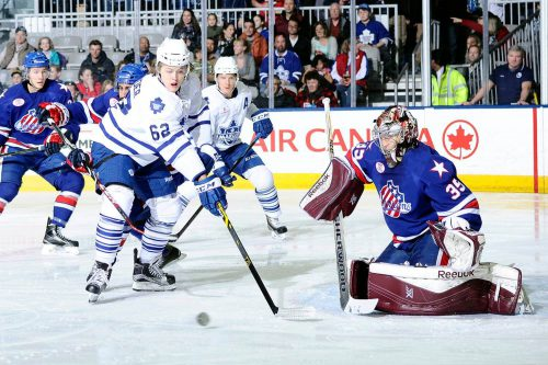 Toronto Marlies Rochester Americans