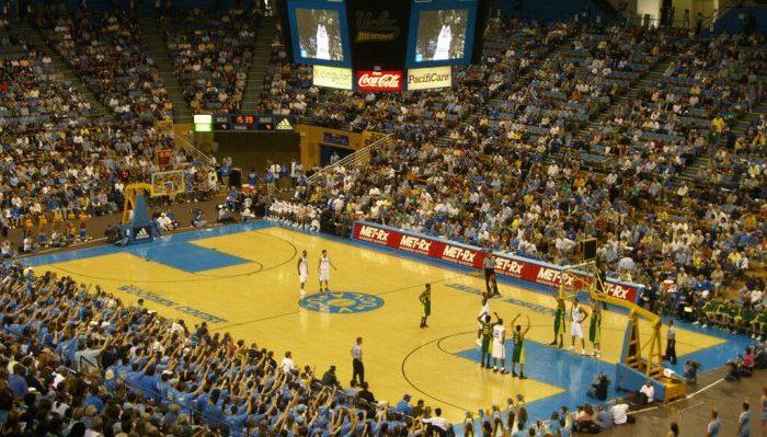 UCLA Bruins Pauley Pavilion