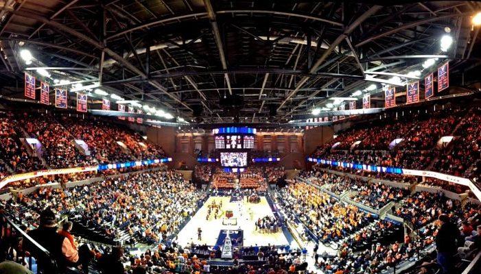 John Paul Jones Arena Virginia Cavaliers
