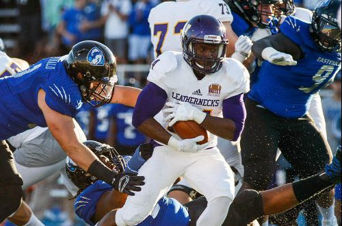 Eastern Illinois Panthers Western Illinois Leathernecks
