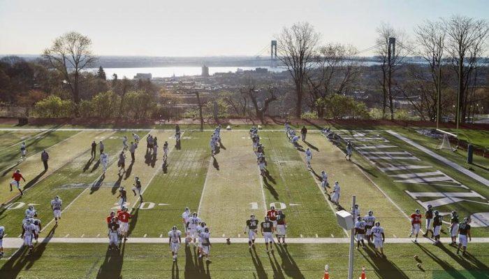 Wagner Seahawks Hameline Field