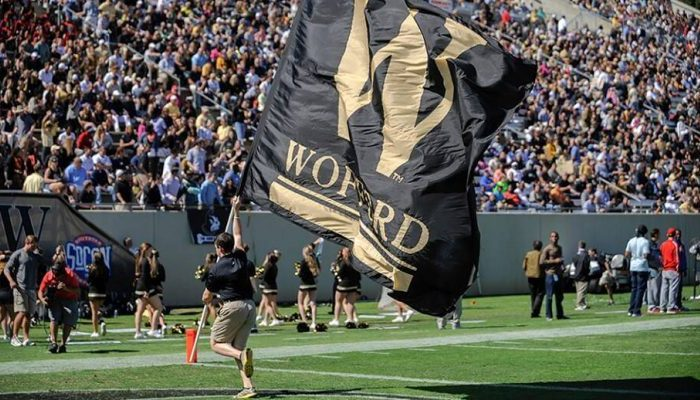 Gibbs Stadium Wofford Terriers