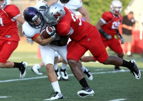 nicholls state colonels vs Northwestern State Demons