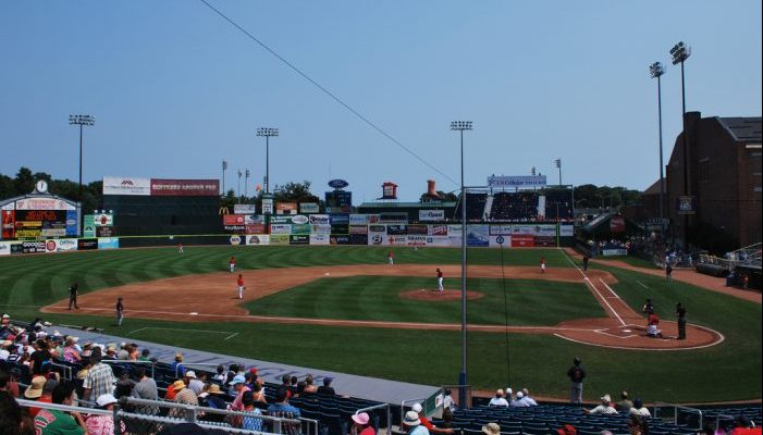 Portland Sea Dogs Hadlock Field