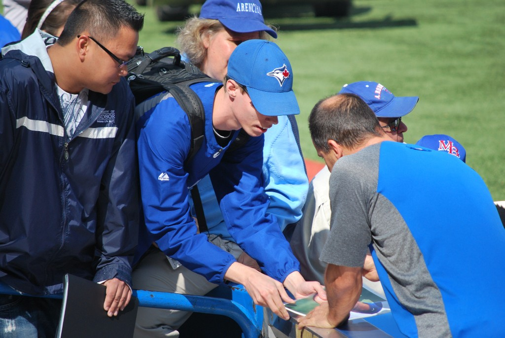 Blue Jays autographs