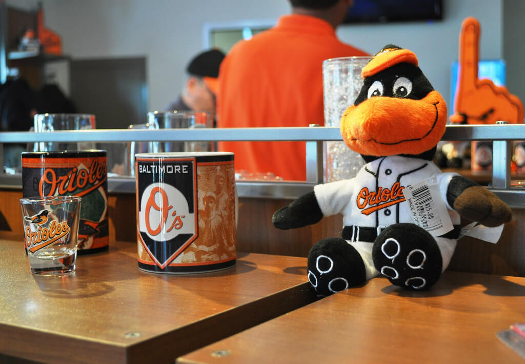 Baltimore Orioles Official Team Store