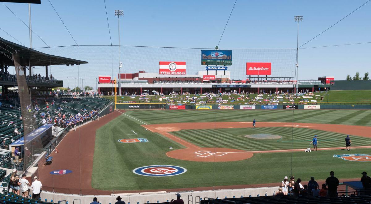 Chicago Cubs Spring Training Sloan Park