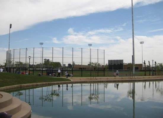 Chicago White Sox Spring Training Camelback Ranch