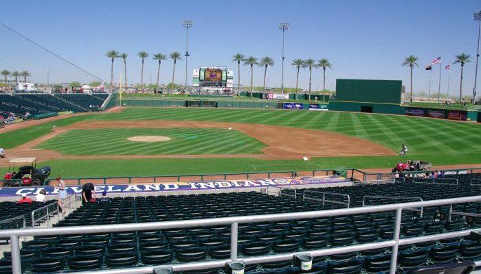Cleveland Indians Goodyear Ballpark