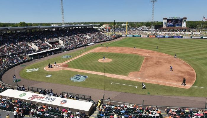 Publix Field at Joker Marchant Stadium