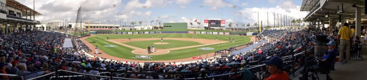 The Fitteam Ballpark of the Palm Beaches