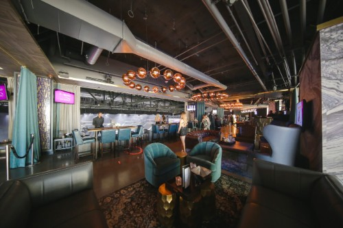 T-Mobile Arena Hyde Lounge