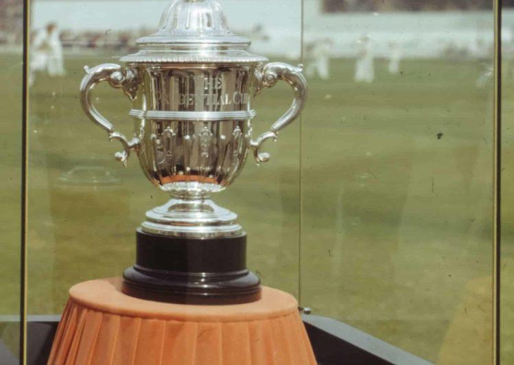 Prudential Cricket Trophy Cup