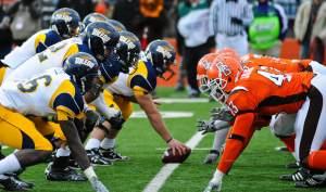 BGSU Falcons vs Toledo Rockets football game
