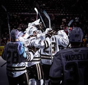 AHL Hershey Bears vs Wilkes Barres Penguin