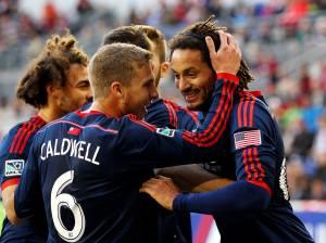 MLS New England Revolution at New York Red Bulls