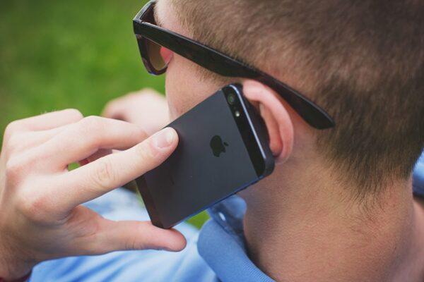 電話量と会話時間