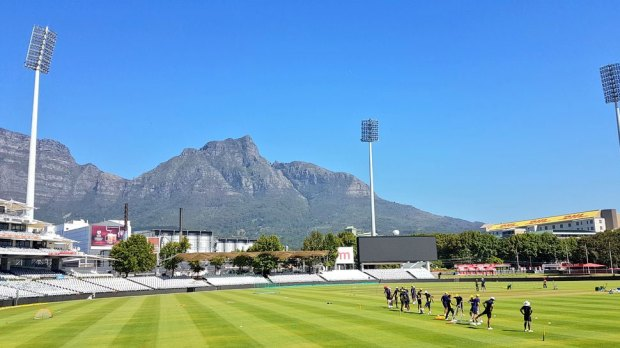 newlands ground of Cape town