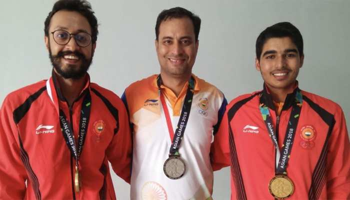 Asian Games 2018, Day 3: Saurabh Chaudhary's gold leads India's 5 medals