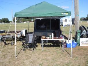 Roxburgh Saturday Night Camp Site