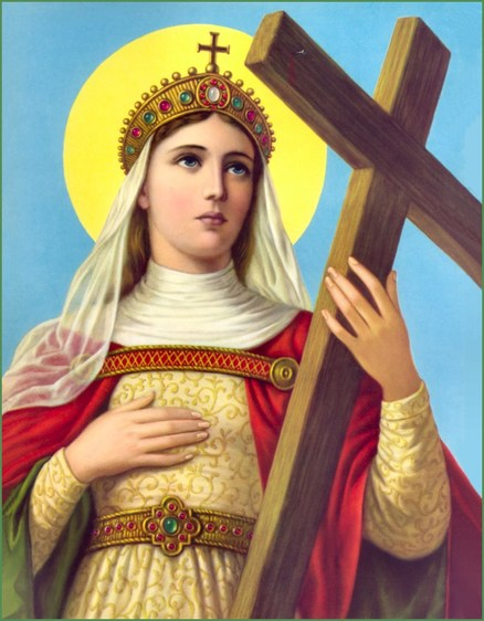 st helena our patron