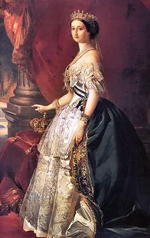 Empress Eugenie, St Helena Island
