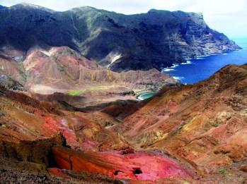Sandy Bay, Gates of Chaos, St Helena Island