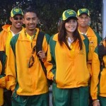 St Helena Commonwealth Games 2014