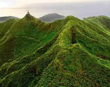 Diana's Peak