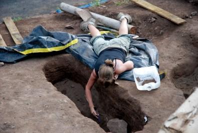 Jamestown, St Helena Slave graves