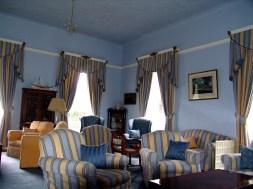 Plantation House interior, St Helena Island