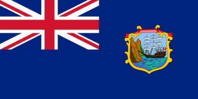 St Helena Flag 1984