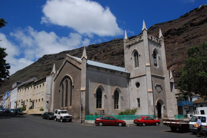 St James Church, St Helena Island
