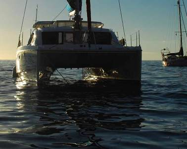 visiting St Helena by yacht