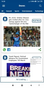 Read News & Earn Daily Unlimited paytm cash